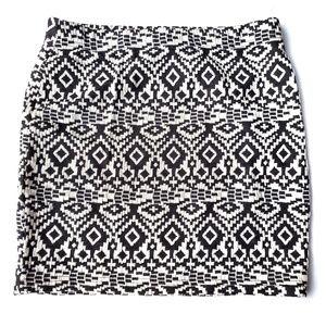 Dresses & Skirts - 3/$25 NWT Forever 21 Aztec Print Skirt